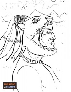 Aztec Shorn Ones