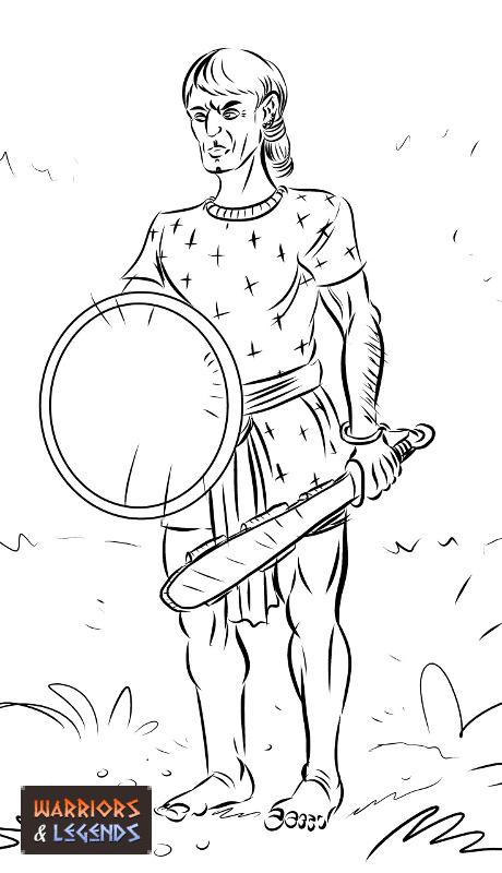 Aztec Warrior Armour