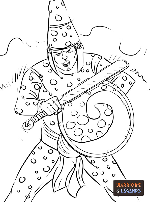 Aztec warrior priests