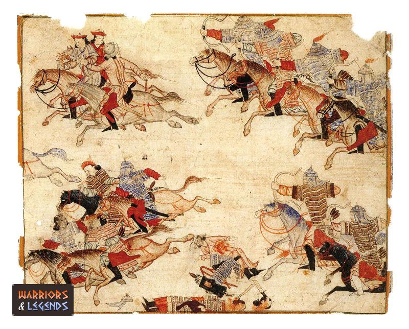 Mongol Warrior Armour
