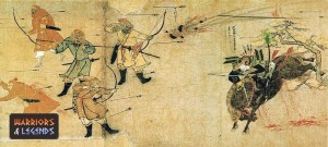 Mongol Warrior Weapons