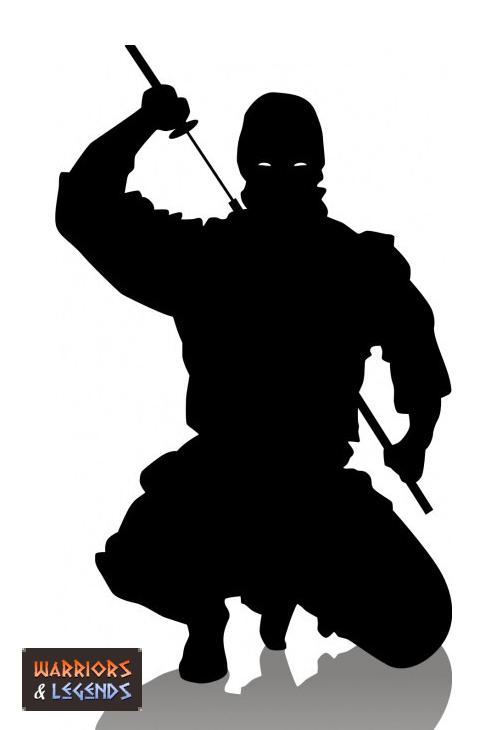 Ninja Warrior Ranks and Classes 1