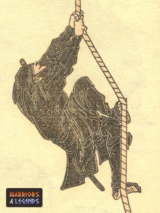 Ninja Warrior Skils 1