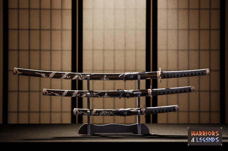 Ninja Warrior Weapons 1