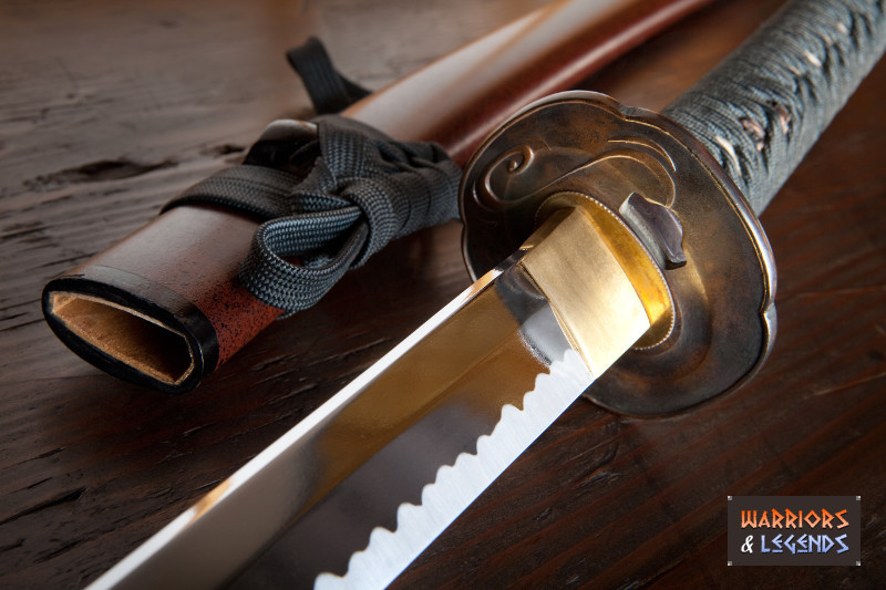 A Ninja sword - The Katana