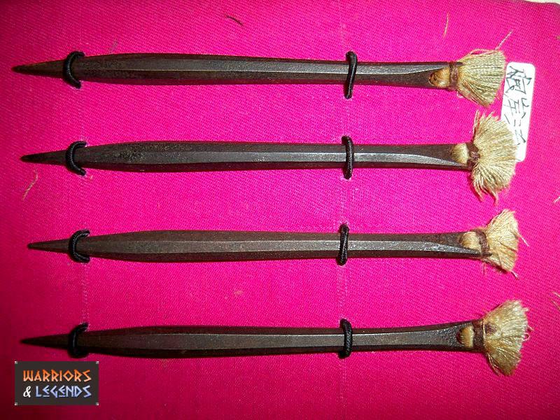 Ninja Warrior Weapons 3