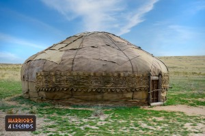 The Mongol Warrior Camp 2