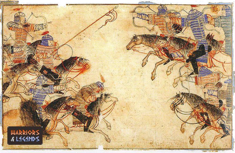 The Mongol Warrior Horses 1