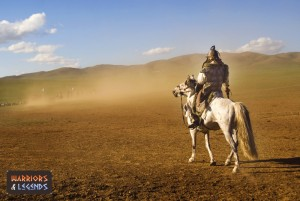The Mongol Warrior Horses 2