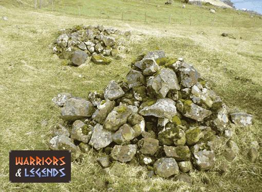 Viking warrior Death and Buriel 2