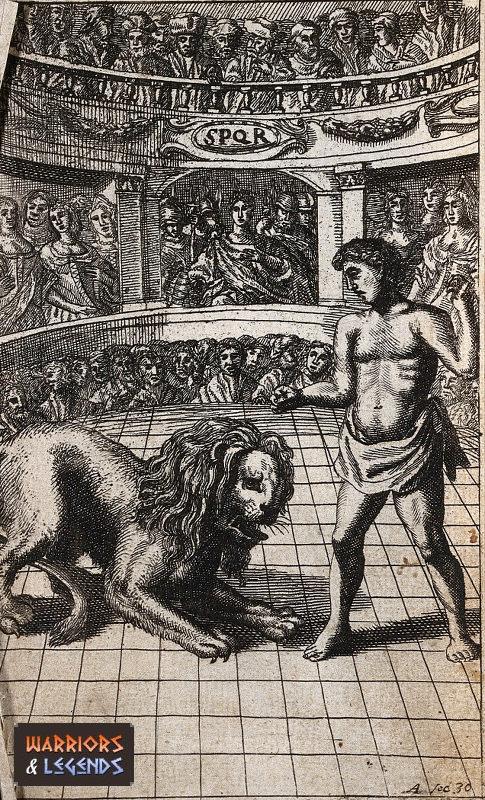 animals and the gladiators 2
