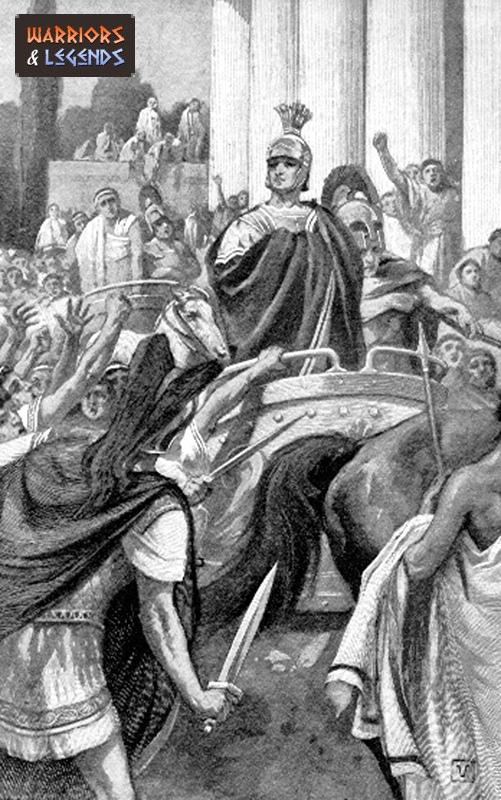 famous gladiators marcus atilius