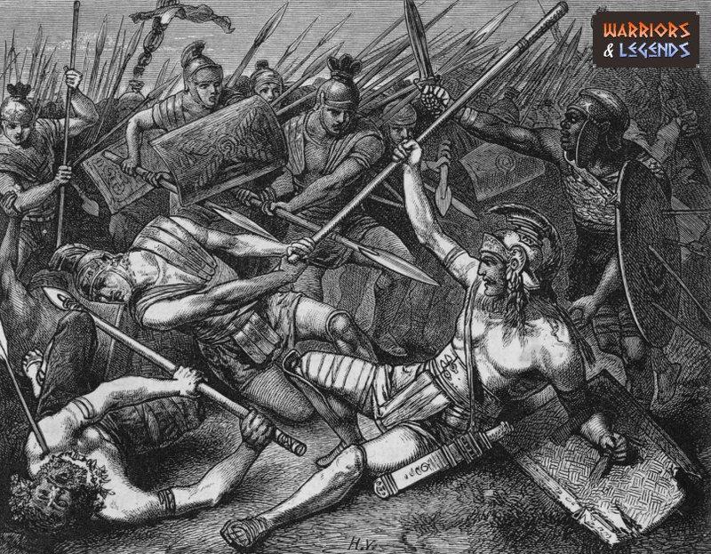 famous gladiators spartacus