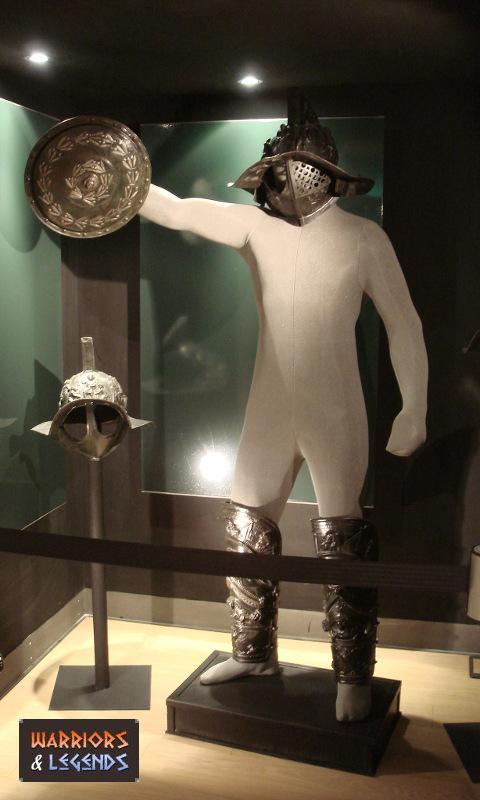 gladiator armour 1