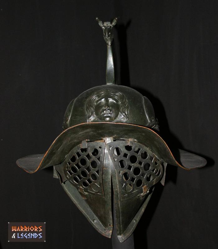 gladiator armour 2