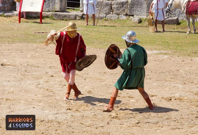 gladiator pairings 1