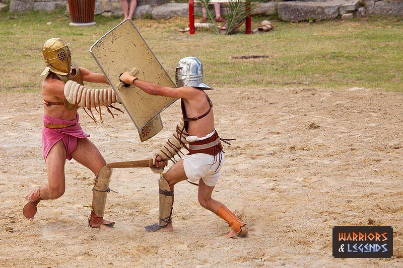 gladiator pairings 3