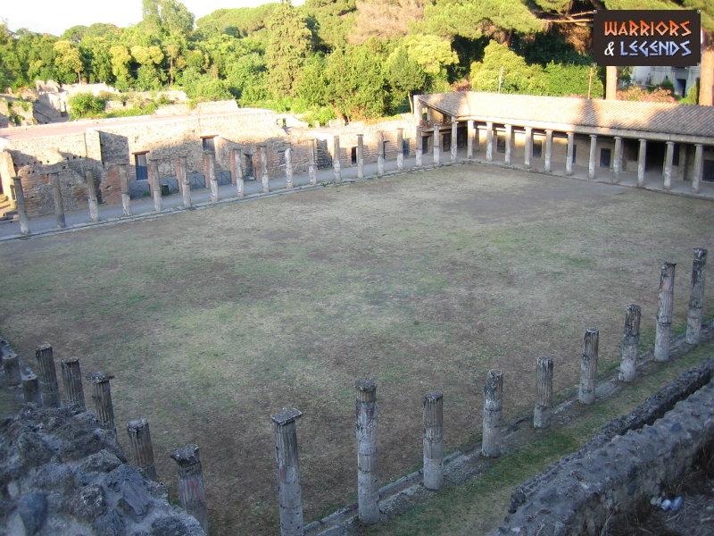 gladiator training school 1