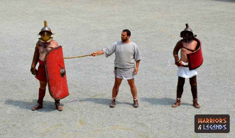 gladiators and freedom 1