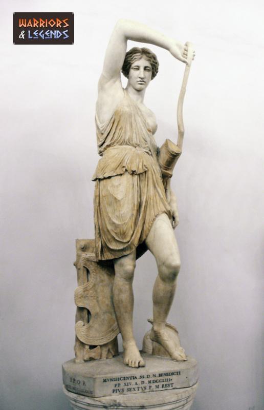 gladiatrix gladiator 1
