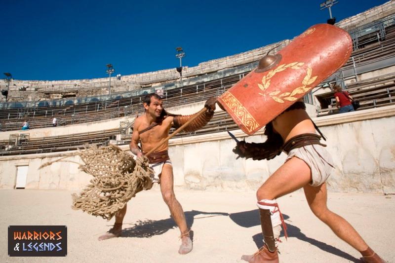 list of gladiator classes 1
