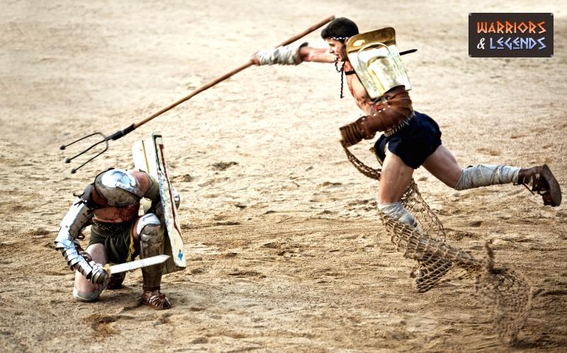retiarius gladiator 1
