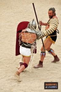 retiarius gladiator 2