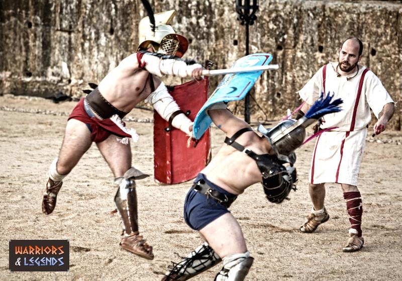 samnite gladiator 2
