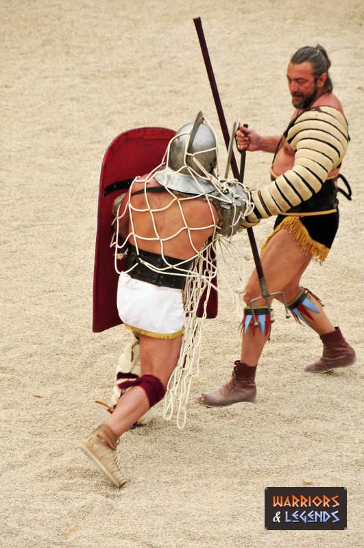 secutor gladiator 2