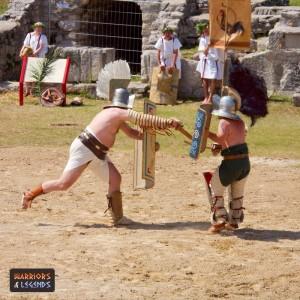 thraex gladiator 2