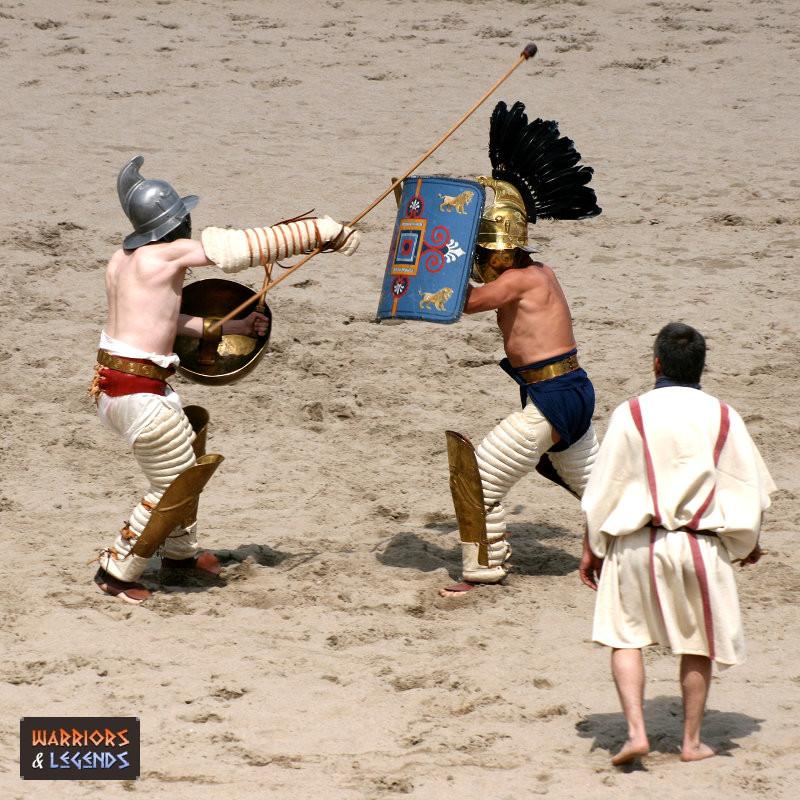 thraex gladiator 3
