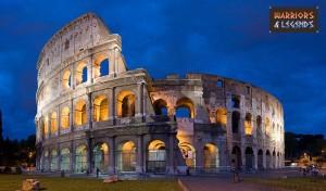 timeline of the gladiators 1