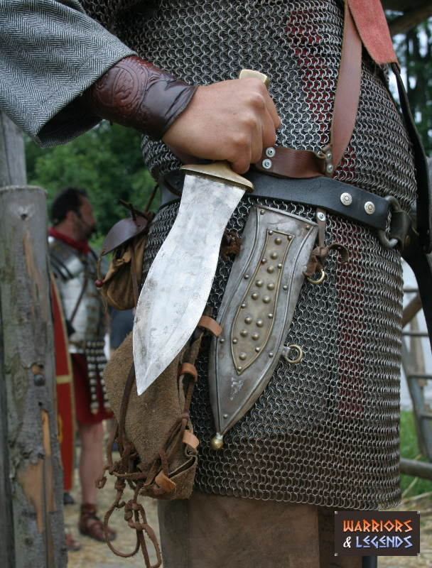 gladiator weapons 2