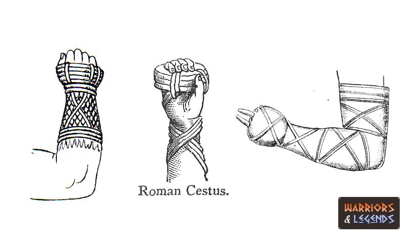 gladiator weapons 4